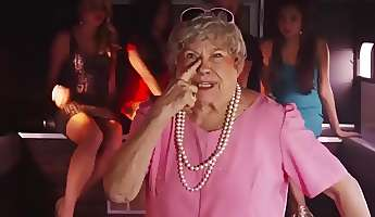 OldWomanHamster 2  Do It Granny Style