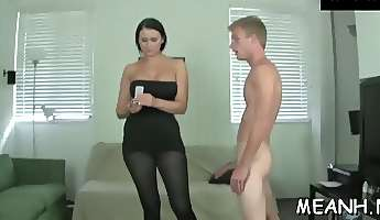 Interested in a handjob