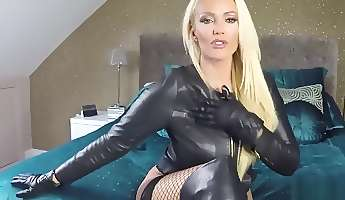 Leather Boot Mistress