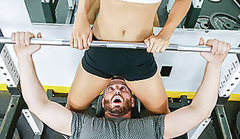Amethyst Banks in Personal Sex Trainer  TheRealWorkout