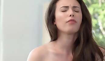 MILF got on top of bigcocked man and exhausted cock riding it and alternating poses once in a while Pornstar gave cunt to pro fucker for drilling and macho man took chance to have fun with XXX actress